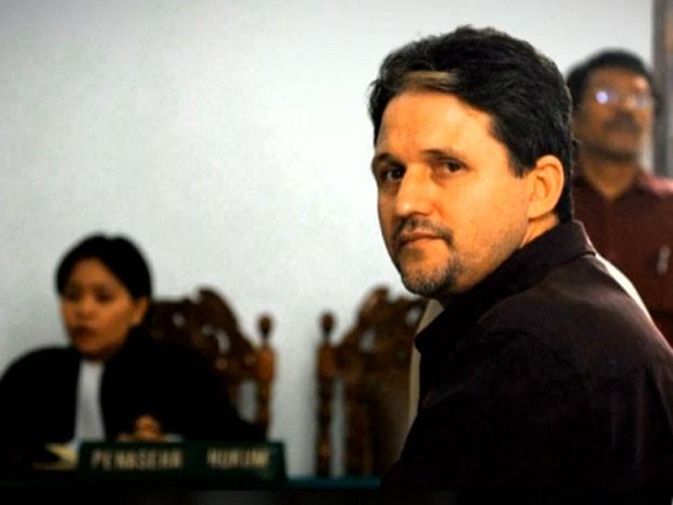 Marco Archer (Foto: Reprodução/TV Globo)
