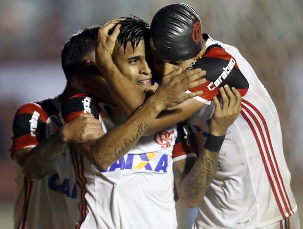 Ederson Everton Atlético-GO x Flamengo