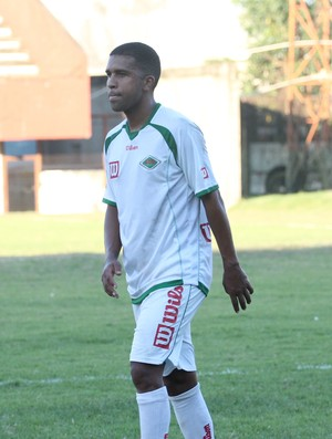 Leandro Cabofriense (Foto: Felipe Carvalho)