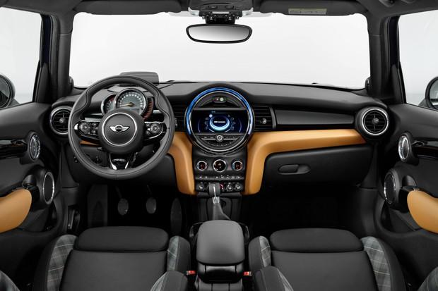 MINI Cooper S Seven (Foto: Divulgação)