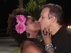 Adriana Bombom apresenta namorado: 'Tem tudo para ser marido'