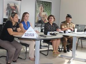 Dados foram apresentados durante entrevista (Foto: Valdivan Veloso/G1)