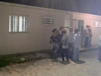 Briga ocorreu no Centro Integrado da Criança e do Adolescente (Foto: Danielle Fonseca/TV Globo)