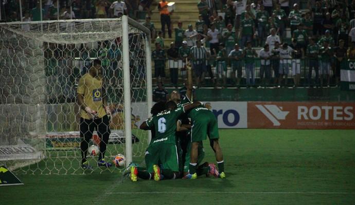 Roger Chapecoense x Inter de Lages (Foto: Cleberson Silva/Chapecoense)