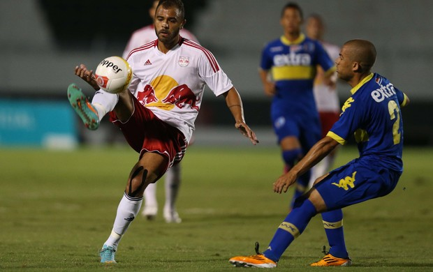 Allan Dias RB Brasil Audax Série A2 (Foto: RB Brasil / Divulgação)