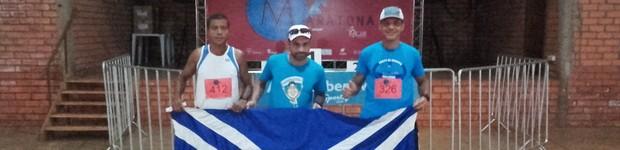 Atletas de Agudos participam da Meia Maratona de Avaré (editar título)