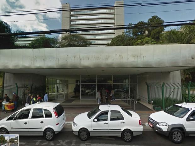 USP vai vender imóvel de um andar completo no Centro Empresarial de SP (Foto: Reprodução/Google Street View)