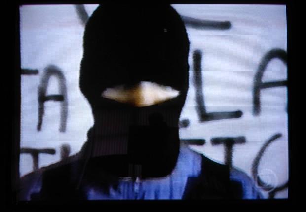 PCC_crime organizado_crime_violência_Brasil_ (Foto: Maurilo Clareto / Editora Globo)