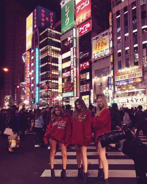 Sasha curte viagem ao Japão com amigas (Foto: Reprodução/Instagram)