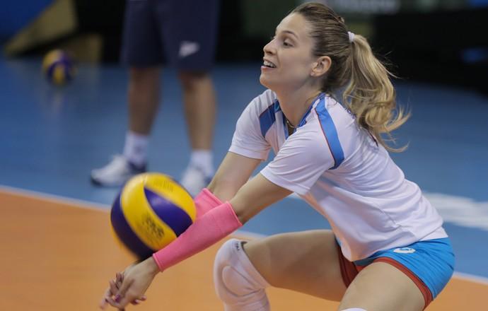 Camila Brait Osasco vôlei (Foto: João Neto/Fotojump)