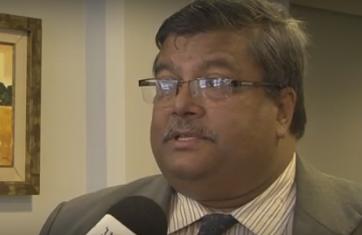 Embaixador Bangladesh Mohamed Mijarul Quayes (Foto: Reprodução/FIERGS)