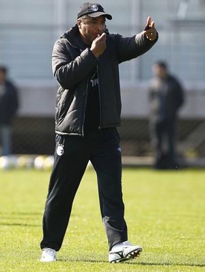 Roger Machado Grêmio (Foto: Lucas Uebel/Divulgação Grêmio)