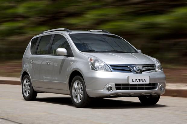 Nissan Livina (Foto: Divulgação)
