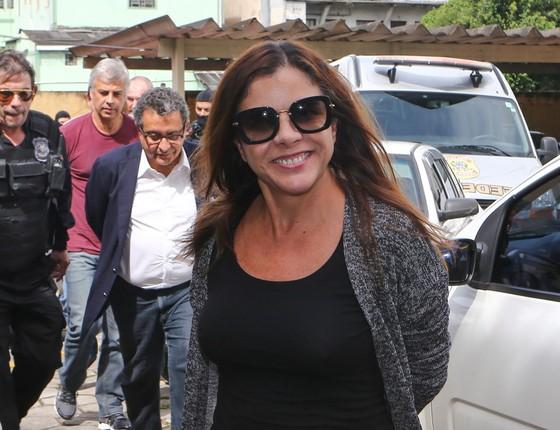 Monica Moura (Foto: Geraldo Bubniak / AGB / Agência O Globo)