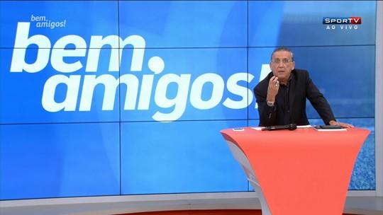 Galvão Bueno elogia volta da F-1 ao México e destaca Pérez ovacionado