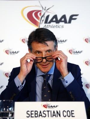atletismo Sebastian Coe (Foto: Reuters)