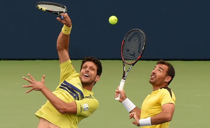 Marcelo Melo e Ivan Dodig Masters Canada (Foto: Reuters)