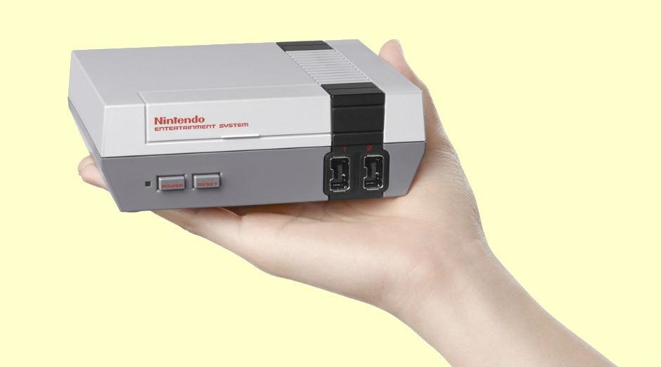 Nintendo Nes (Foto: Twitter/Nintendo)