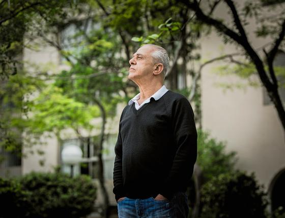 Rinaldo Cuco,60 anos faz Licenciatura em Geografia (Foto: Anna carolina Negri/ÉPOCA)