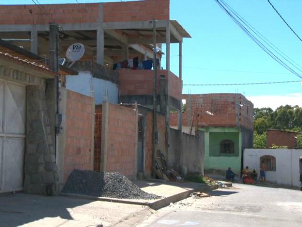 Estudante é assassinada a tiros em festa de aniversário na Serra, Espírito Santo. (Foto: Reprodução/TV Gazeta)
