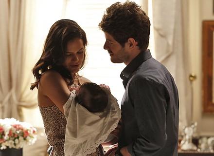 Benjamin se declara a Mari: 'Você e a Maria são as mais importantes'