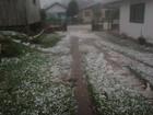 Chega a 89 número de municípios atingidos por chuva e granizo no RS