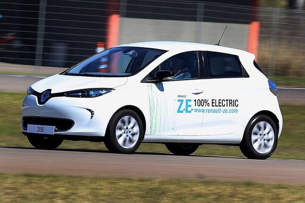 Renault ZOE (Foto: Divulgação)