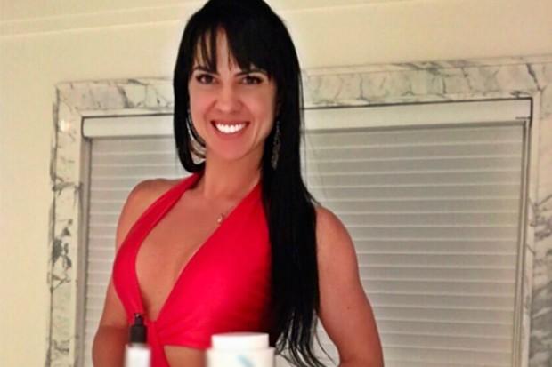 Graciele Lacerda (Foto: Reprodução/ instagram)