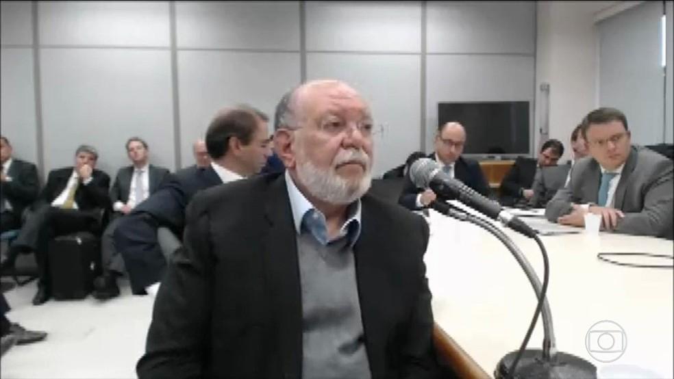 Léo Pinheiro prometeu apresentar documentos que provam acusações contra Lula (Foto: Reprodução/RPC)