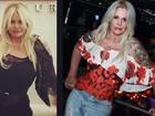 Monique Evans perde dez quilos sem dieta ou malhação: 'Estava inchada'