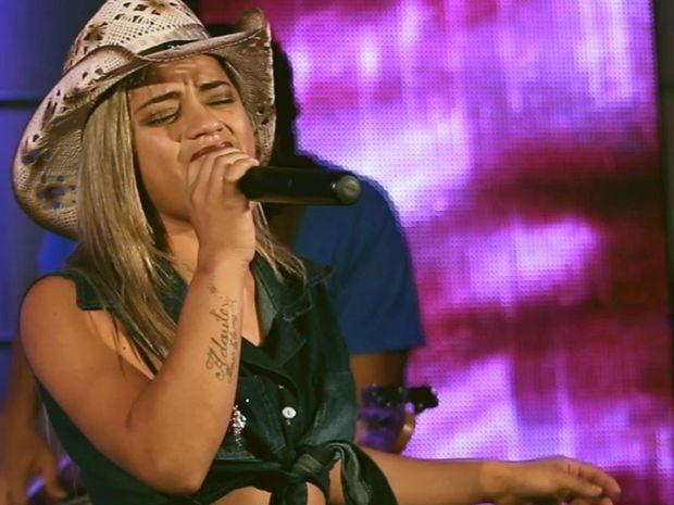 Taty Vaqueira estreia em Aracaju com show no Chopp Time (Foto: Divulgação / assessoria)