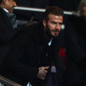 David Beckham, PSG x Chelsea (Foto: Getty Images)