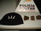 Polícia apreende maconha e cocaína com adolescente na BR-354 em Arcos