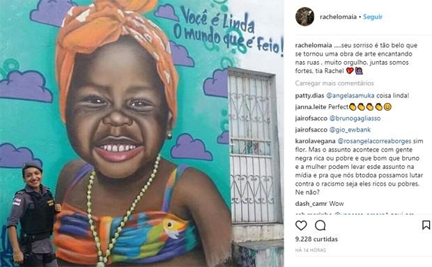 Titi, filha de Bruno Gagliasso e Giovanna Ewbank (Foto: Reprodução/Instagram)