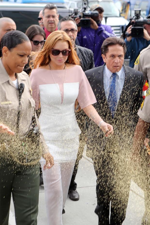 Lindsay Lohan (Foto: Agência Splash)
