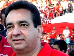 Marcos Barbosa deve ser reeleito presidente do CRB (Foto: Ascom CRB)
