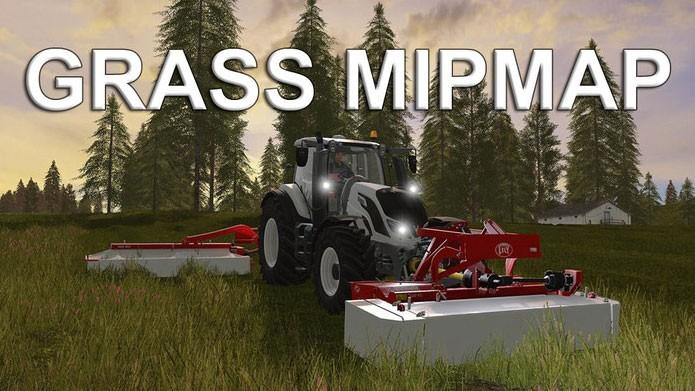 FS17 GrassMipMap (Foto: Reprodução/Farming Simulator 2015 Mods)