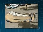 Quadrilha furta motores de barcos na Baía de Guanabara, no Rio