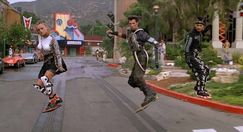 De Volta para o Futuro Parte II (1989) (Foto: Divulgação)