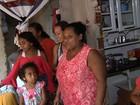 Mãe relata dificuldade para alimentar sete filhos e pede ajuda, em Goiânia
