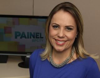 Painel RPC TV (Foto: Cleverson José/RPC TV)