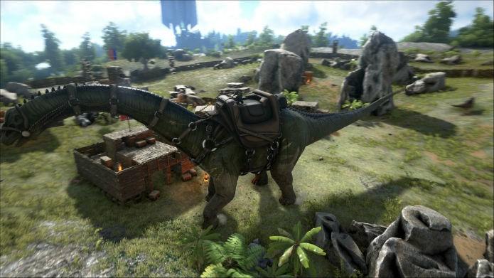 Ark: Survival Evolved: saiba como domar dinossauros (Foto: Divulgação/Steam)