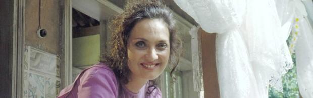 Dona Patroa (Eliane Giardini) em 'Renascer' (Foto: Divulgação/TV Globo)