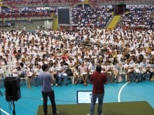 Academia Enem (Foto: Prefeitura de Fortaleza/Divulgação)
