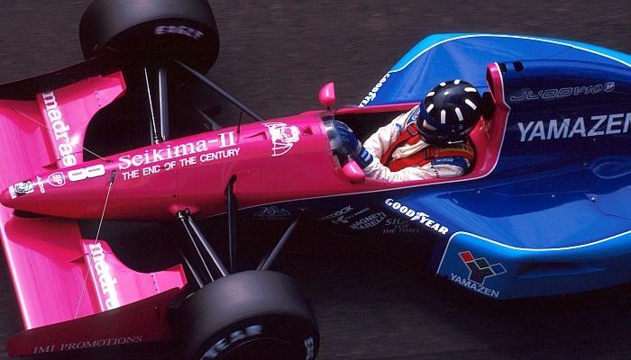 Brabham de 1992