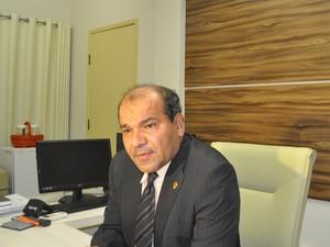 Sebastião Uchoa, novo secretário de Administração Penitenciária (Foto: SecomMA/Divulgação)