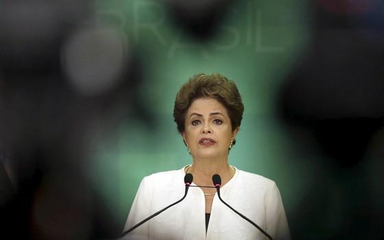 Dilma Roussef 2 (Foto: REUTERS/Ueslei Marcelino)