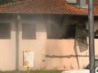 Incêndio destrói centro de criação de camundongos na USP em Ribeirão