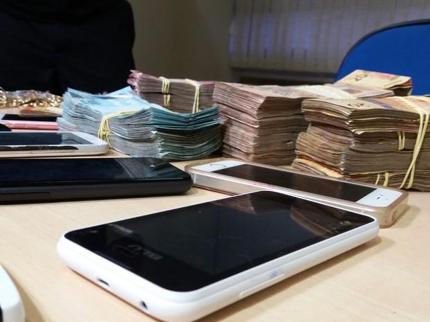 Tráfico internacional de drogas em Uberlândia (Foto: G1/G1)