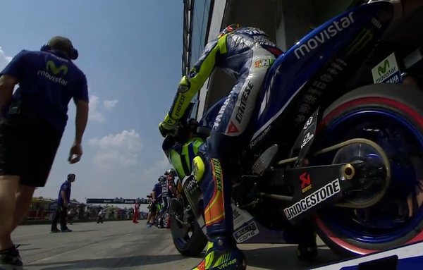 BLOG: Mundial de MotoGP - Valentino Rossi: gene de maratonista...